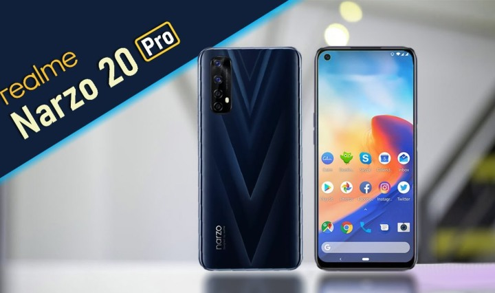 Realme Narzo 20 Pro Specifications and First Look