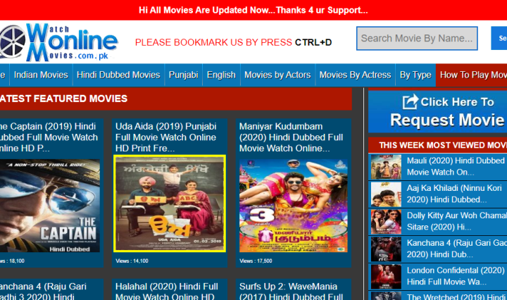 Watch Online Movie - Free Download Movies in HD Print